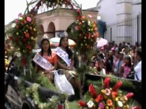 Desfile de Carrosas de San Juan Sac  2012