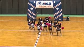 Violets Jr.  in USA Regionals 2013 千葉 / Good Spirits Awards!