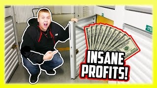 I Bought An Abandoned Storage Unit and RISKED It ALL! I SCORED HUGE!