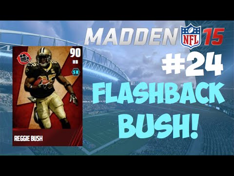 Madden 15 Ultimate Team - Online Seasons #24 - FLASHBACK Reggie Bush!