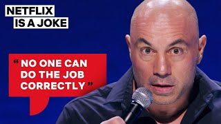 Joe Rogan Thinks We Shouldn't Have A President | Netflix Is A Joke