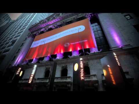 Thomson Reuters Eikon Launch