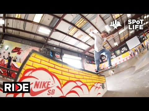 Tampa Am 2017: Practice – Kader Sylla, Ryan Townley, Niels Bennett – SPoT Life