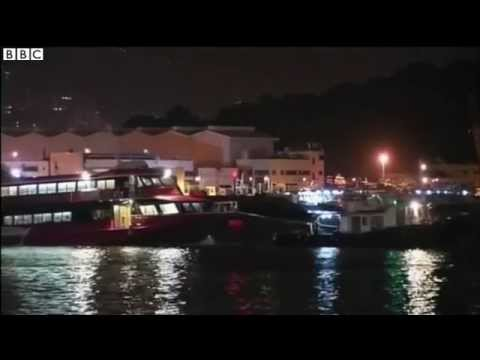 Over 120 injured on Macau to Hong Kong ferry
