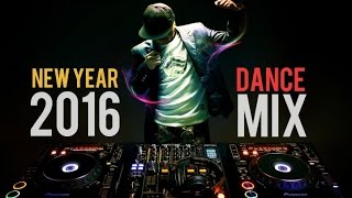 HAPPY NEW YEAR MIX 2016 | DJ KANTIK DANCE REMIX