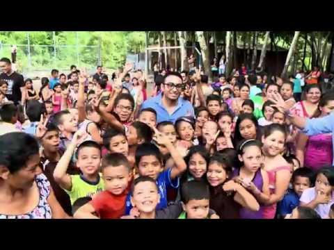 Celebración Dia del Niño Recoriendo Tegucigalpa y Comayaguela