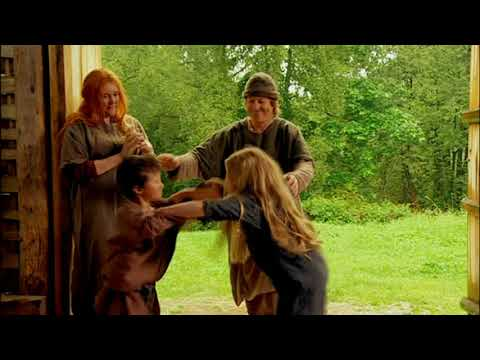 Horrible Histories Smashing Saxons famine solutions