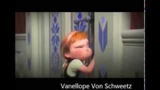 Frozen -- Y si hacemos un muñeco? (( parodia )) lol