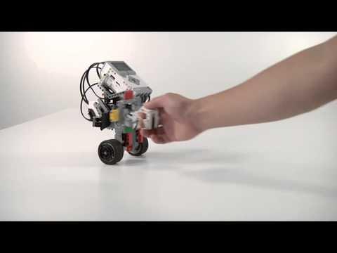 Proyecto 3: Gyro Boy Lego Mindstorm EV3