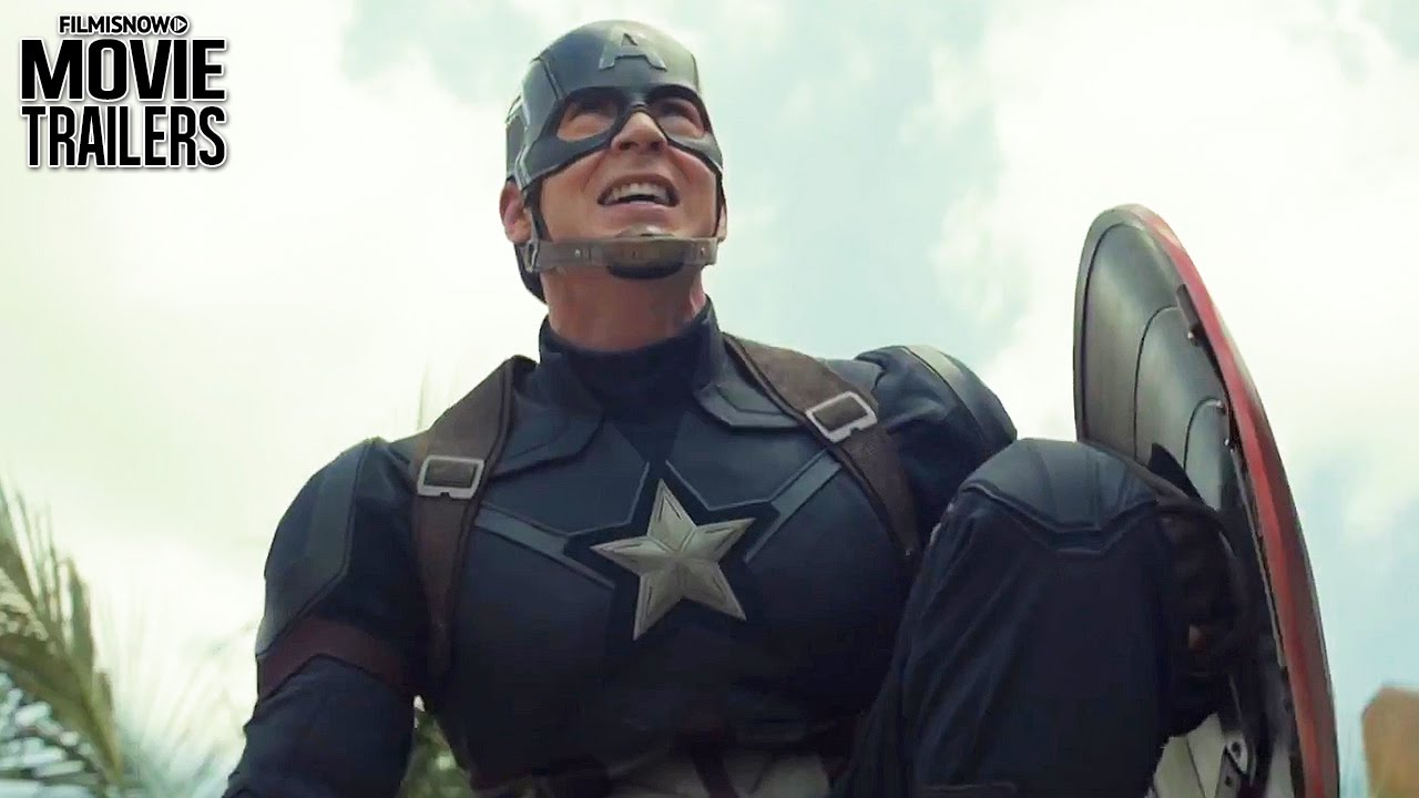 Chris Evans & Robert Downey Jr. are Brothers In Arms | Captain America: Civil War