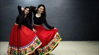 Padmaavat: Nainowale Ne   Dance cover by Masoom & Vaibhavi