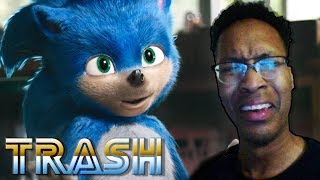 SONIC THE HEDGEHOG MOVIE: EXPOSED