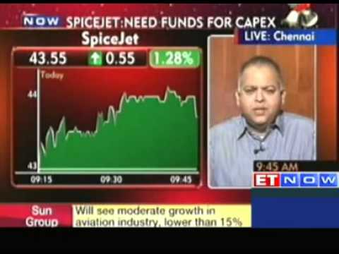 Will look at a possible strategic investor in SpiceJet: Sun Group