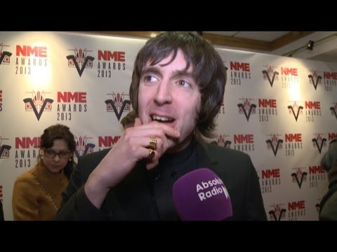 NME Awards 2013: Miles Kane's fashion tips with Paul Weller
