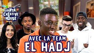 On vous présente la #TeamElHadj