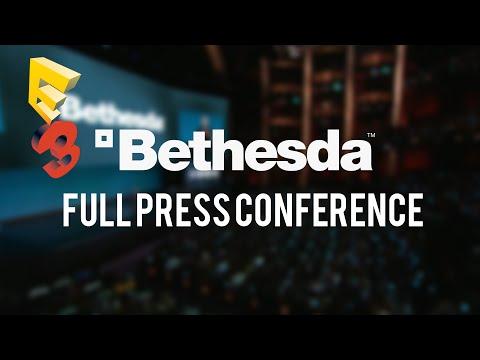 E3 2015 - Bethesda - Full Press Conference