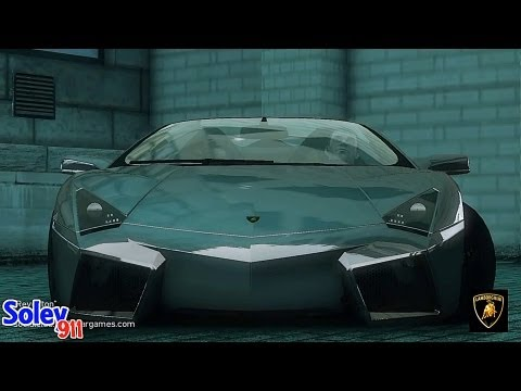 GTA 4  Lamborghini Reventón !!  ENB series Extreme Graphics  [ Car mods + RealizmIV + VisualIV ]
