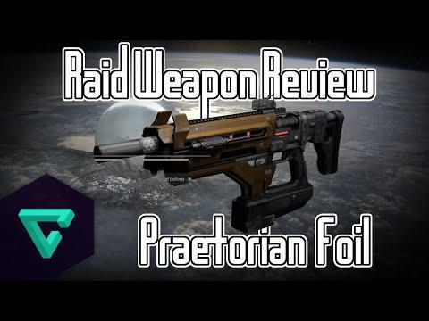 Destiny Raid Weapons: