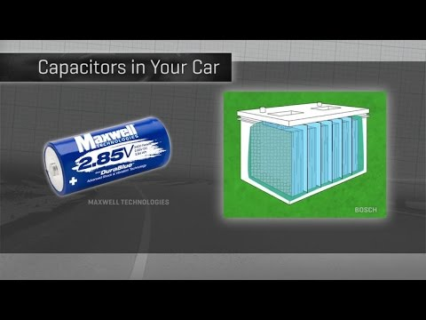 CNET On Cars - Car Tech 101: Capacitors arriving under the hood