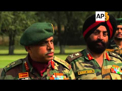 """Indian army commander says  """"infiltrations can't happen without help of Pakistan"""""""