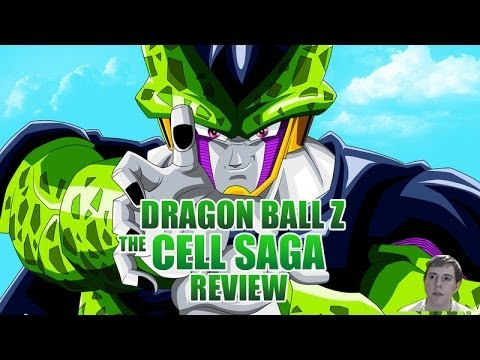 Dragon Ball Z - Cell Arc Review