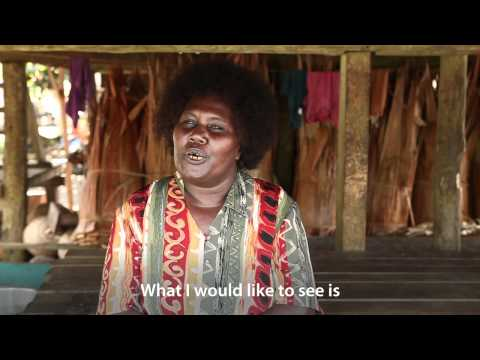 Women should be equal in church. Solomon Islands—thinkEQUAL