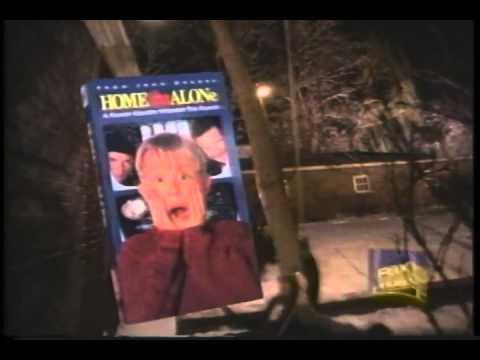Home Alone Trailer 1990