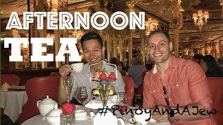 AFTERNOON TEA | Hotel Café Royal