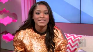 Exclusive: KeKe Palmer Opens Up About Relationship With Meek Mill - HipHollywood.com