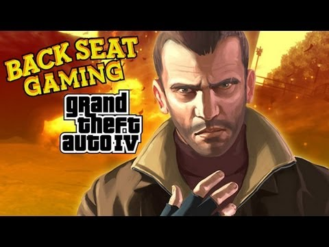 GRAND THEFT HELICOPTER WARS (Backseat Gaming)