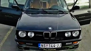 download lagu Bmw Alpina B7 Turbo E28 5 Series Quick Look gratis