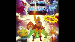 HE MAN AND THE MASTERS OF THE UNIVERSE Alternate Theme with No Vocal