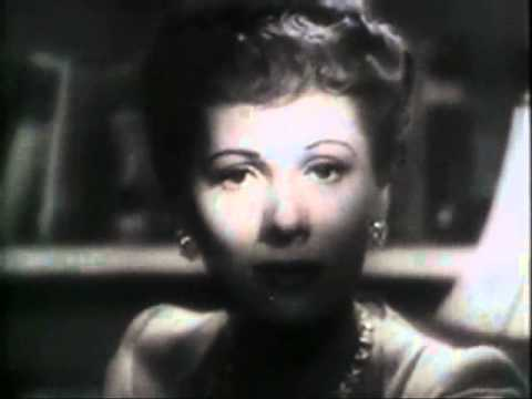 Joan Fontaine - ♥ Suspicion Trailer ♥