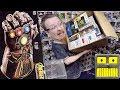 Mega Epic $2200 Funko Pop Vinyl Figure Haul and Funko Mystery Minis Marvel Legends Infinity Gauntlet