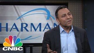 Harman International Industries CEO: Samsung Synergies | Mad Money | CNBC