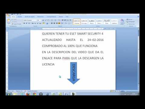 Download Download Licencia eset smart secu