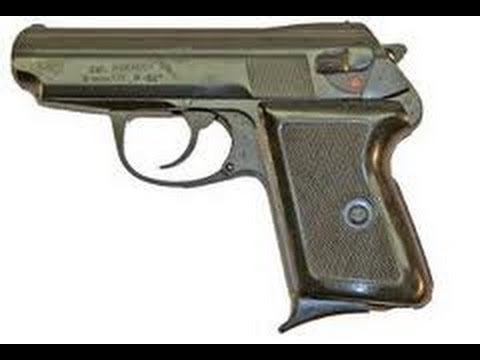 Polish P64 Pistol Review in 9x18 Makarov