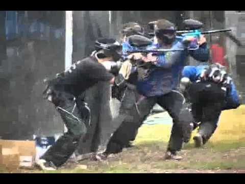 End - Paintball montage by DQ Films