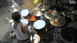 Forty Six & 2 Drum Cover
