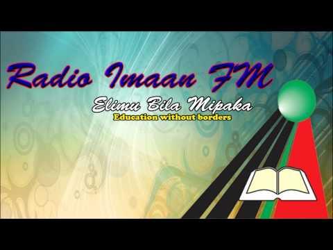 RADIO IMAAN - Sh. Msellem Ally || Tafseer Surat-ul-Hujurat  (Part 4)
