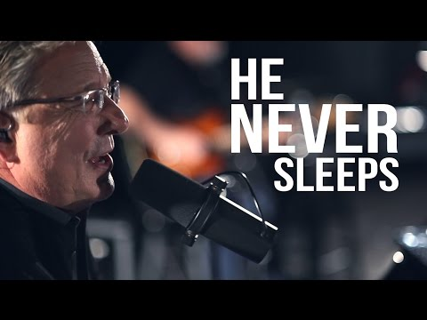 Don Moen - He Never Sleeps