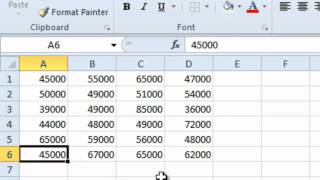 Excel Financial Accounting