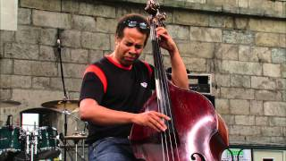Stanley Clarke - Bass Folk Song - 8/10/2003 - Newport Jazz Festival (Official)