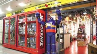 Kunjungan ke Mandarake Akihabara, Nakano, Shibuya