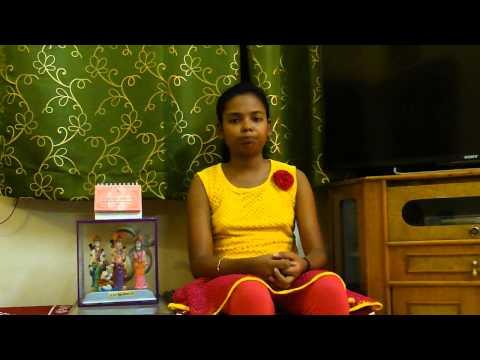 Tora man darpan Kahlaye by Naina Verma   Solo dt  22 06 14 Shaktinagar...