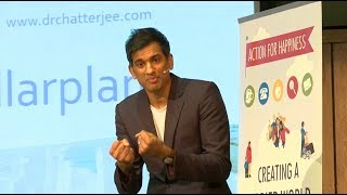 Lifestyle, health & happiness - with Dr Rangan Chatterjee
