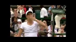 Justine HENIN is back to business - The come back (video)
