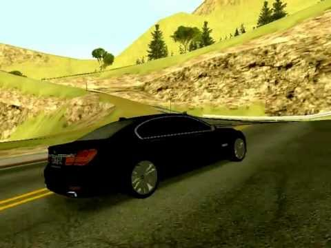 2010 BMW 750 li- GTA San Andreas Gameplay [HD]