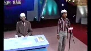 dr zakir naik  URDU( this is son of zakir naik ) FARIK NAIK