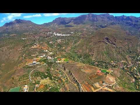 VSC - De Temisas a San Bartolomé de Tirajana - Gran Canaria HD